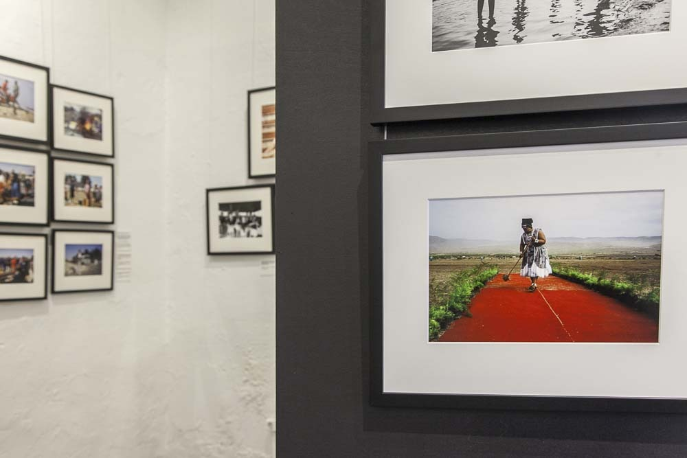 Telliskiven valokuvagallerian näyttely