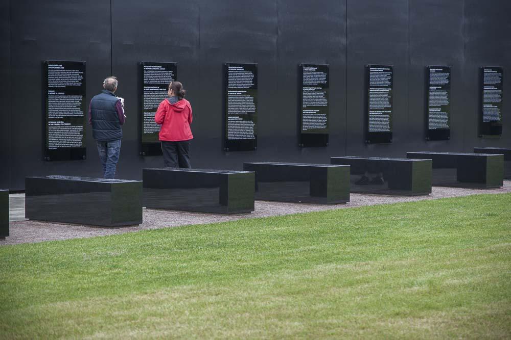 Kommunismin uhrien muistomerkki tallinnassa