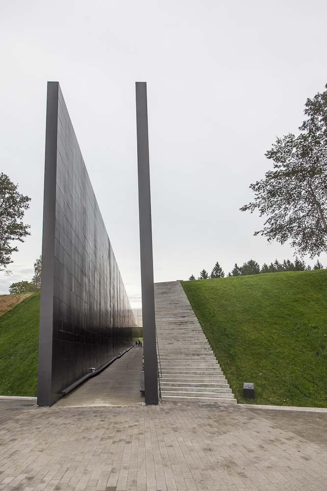 Muistomerkki kommunismin uhreille tallinnassa