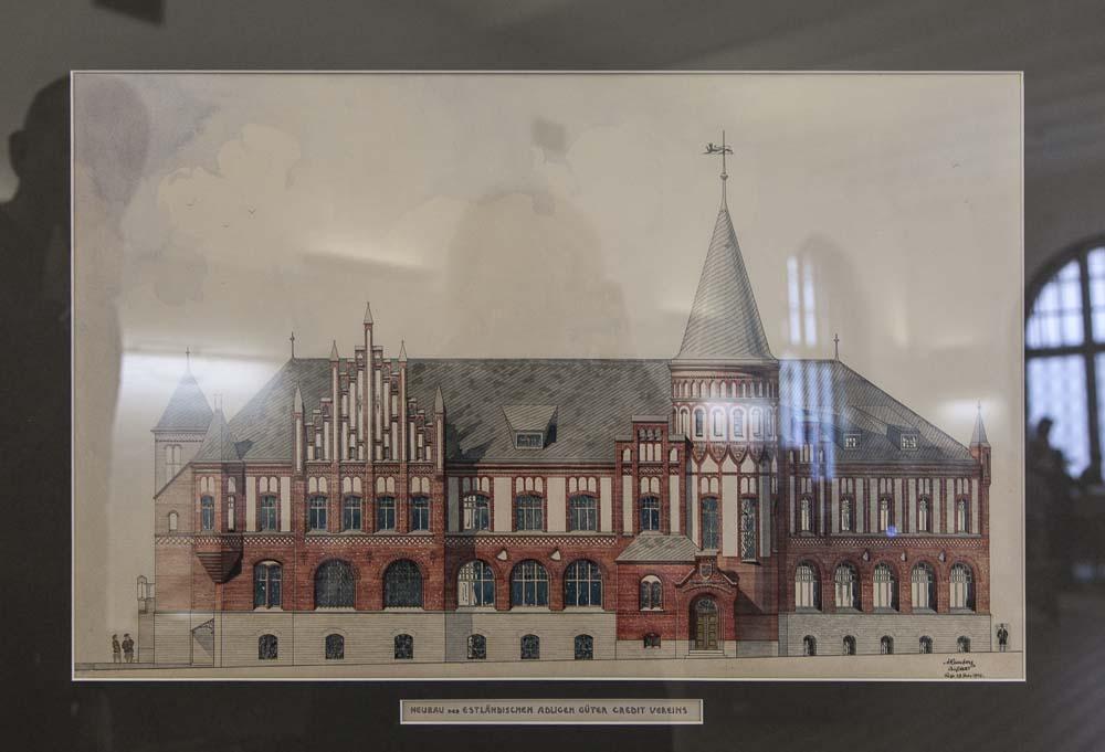 Tallinnan pankkimuseon rakennus