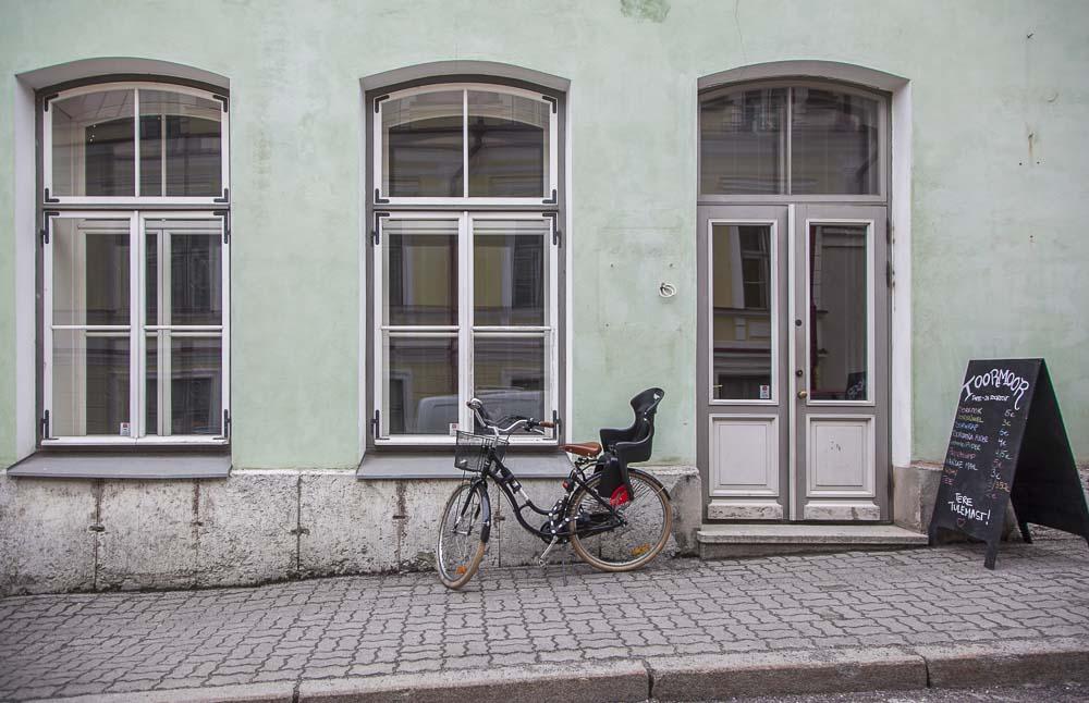 Ihana uusi kahvila Toormoor Tallinnassa