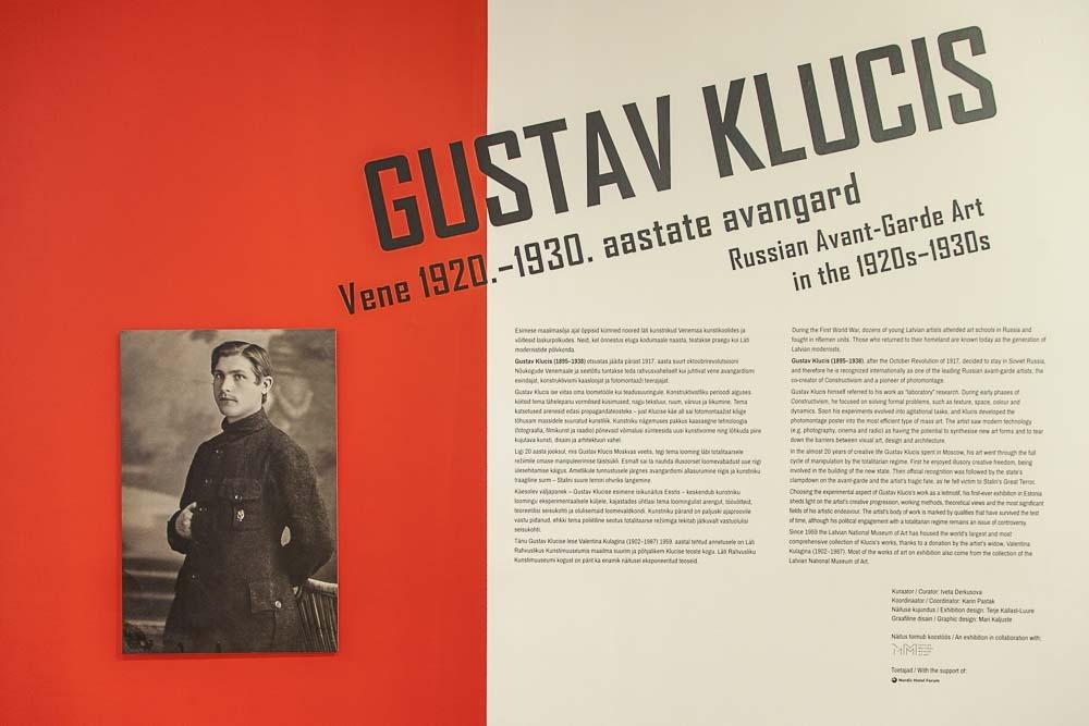 Gustav klucis Kumussa