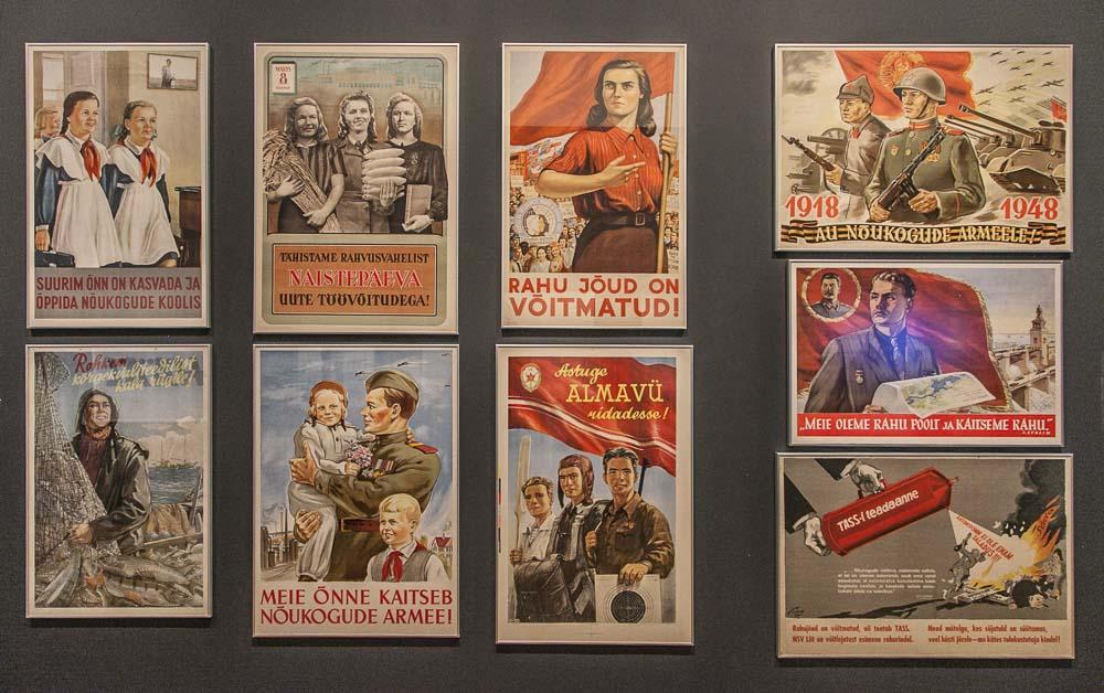 Venäläistä avantgardea Kumussa