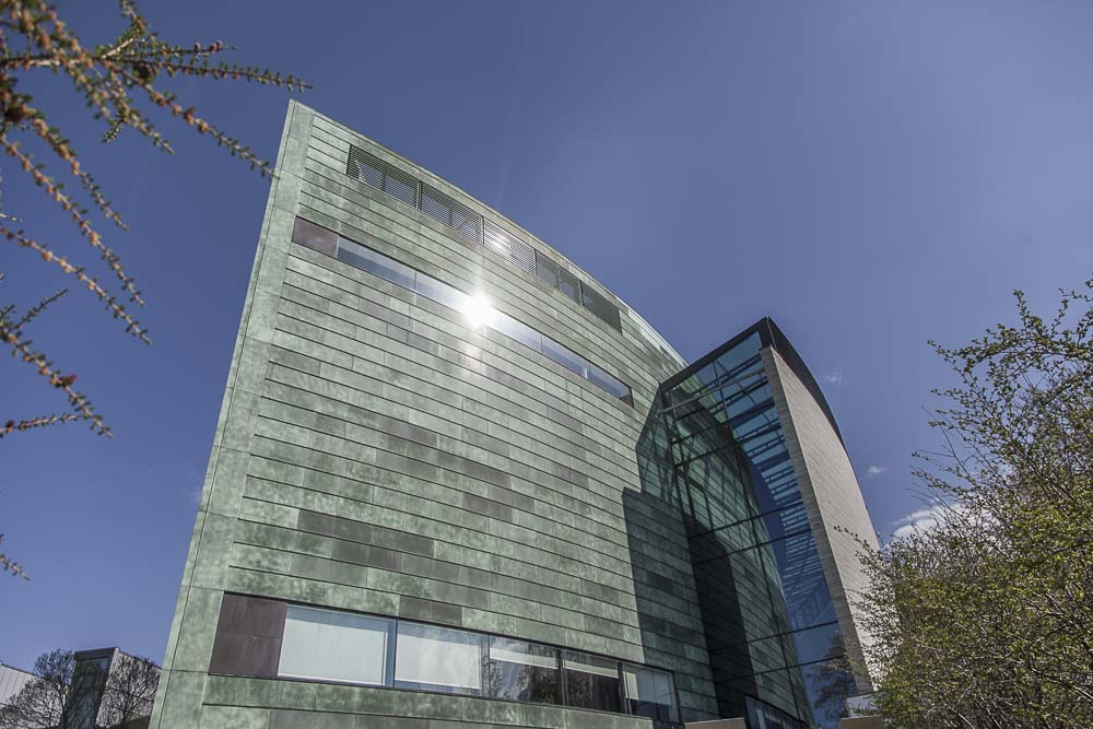 Taidemuseo Kumu Tallinnassa