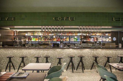 Odeon ravintola ja baari Koplissa Tallinnassa