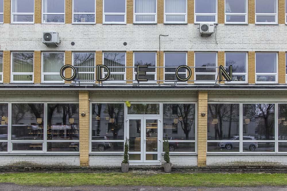 Odeon ravintola Tallinnassa