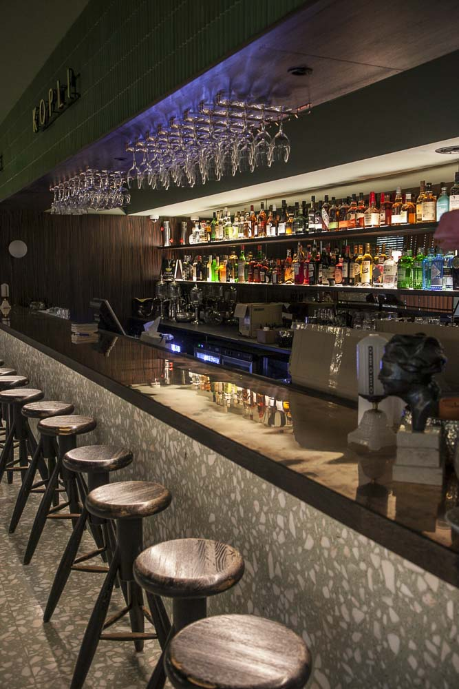 Odeon baari Koplissa Tallinnassa