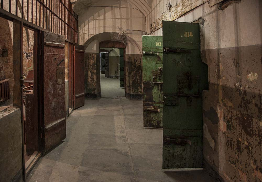 Patarein vankilan näyttely