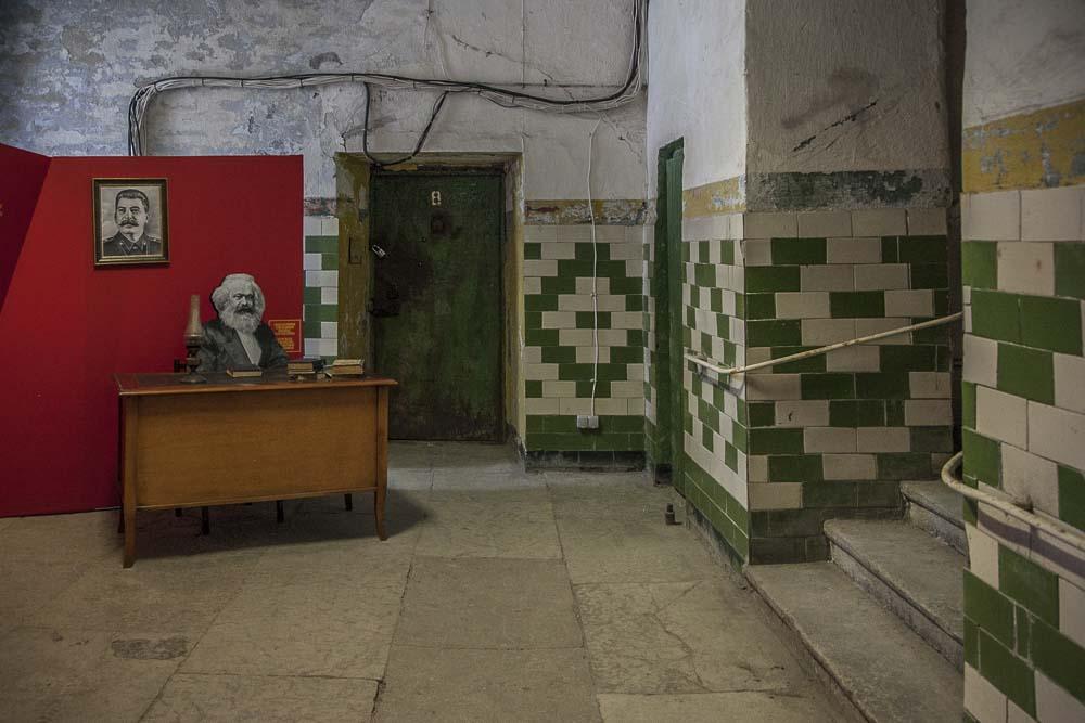Stalin ja Marxx Patarein vankilassa