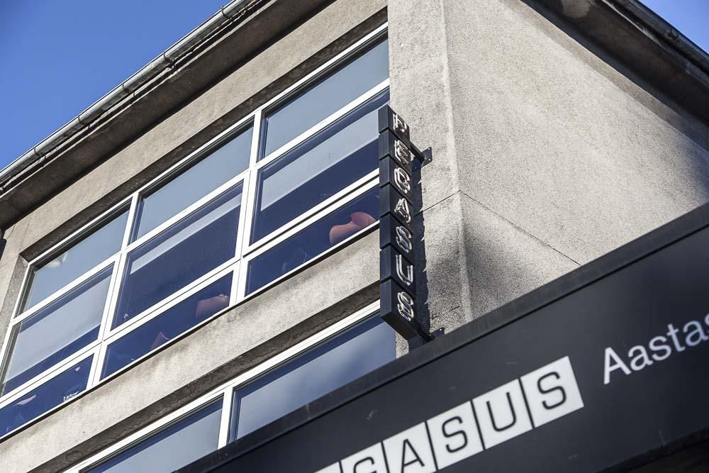 Pegasus ravintola Tallinnassa