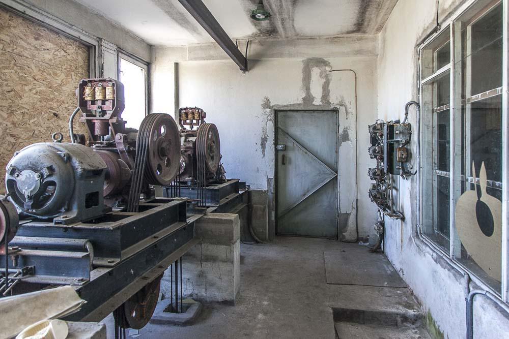 Pohjalan tehtaan hallintorakennus