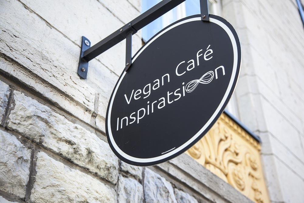 Vegaani Tallinna ja vegan inspiratsioon