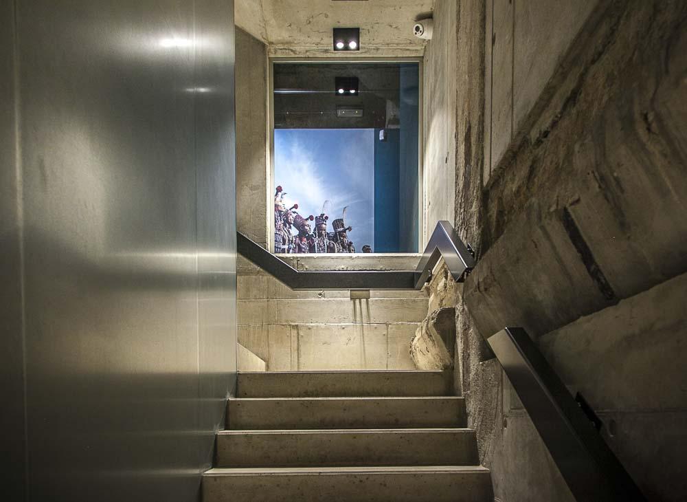 Tallinnan fotografiskan portaikko