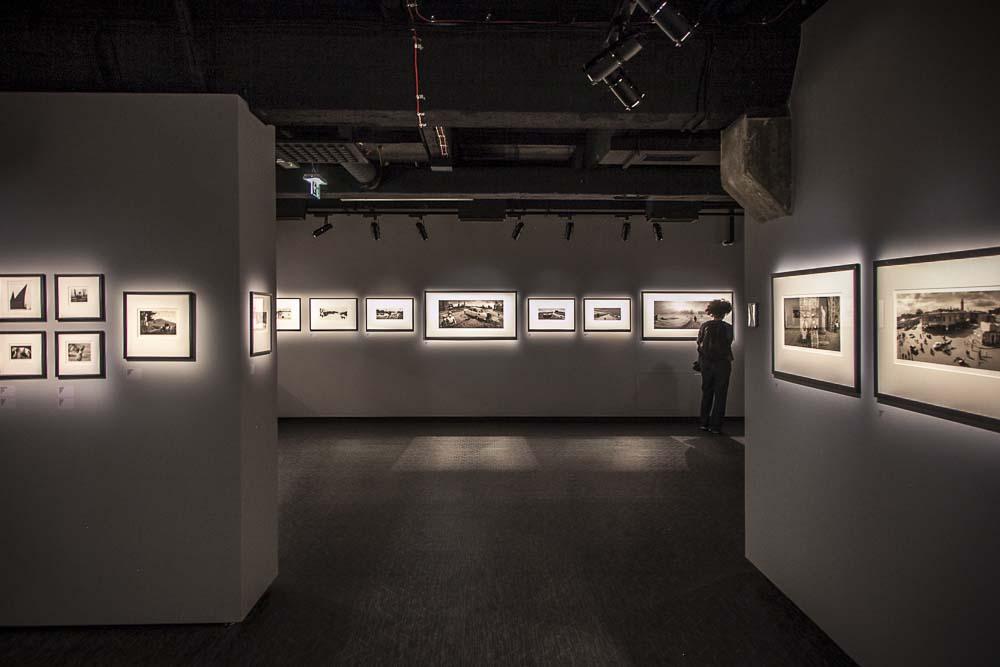 Pentti Sammallahti Tallinnan fotografiskassa