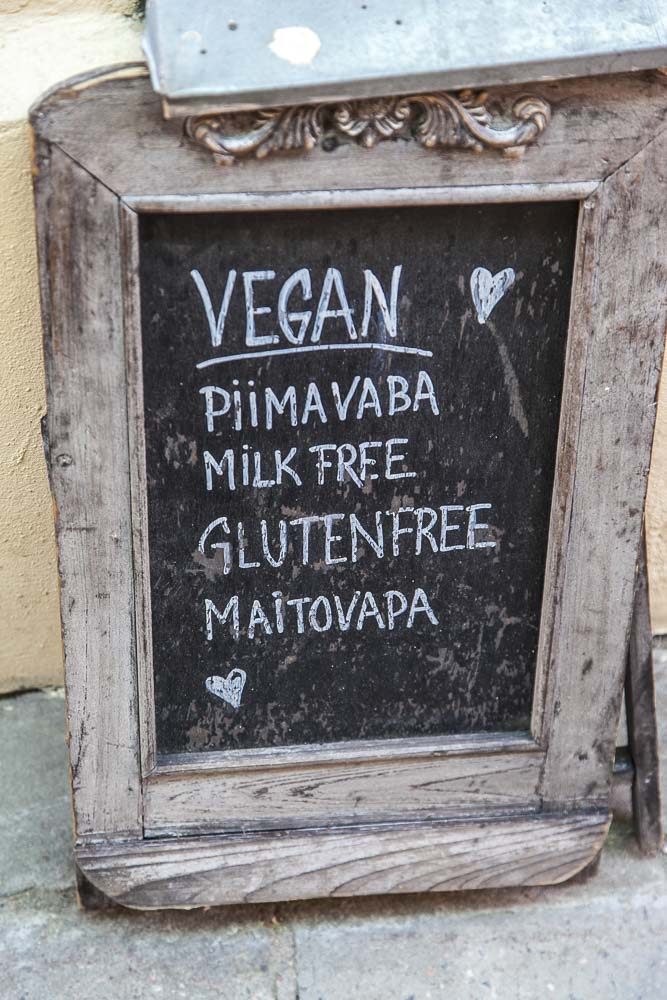 vegaanisuklaata tallinnassa