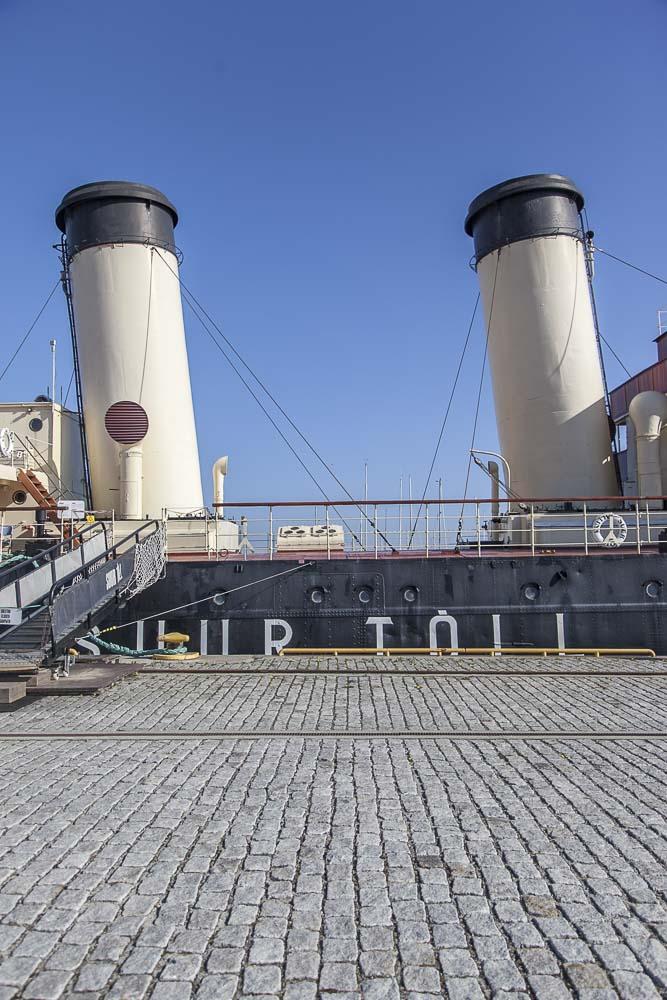 Tallinnan merimuseon museolaivat