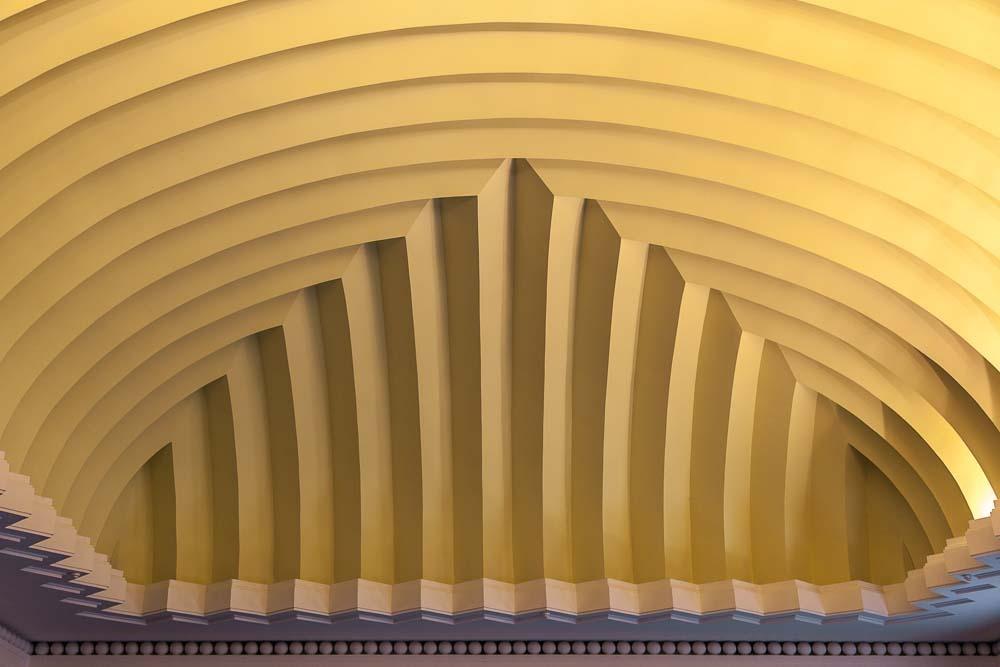 Viron parlamenttitalo katto