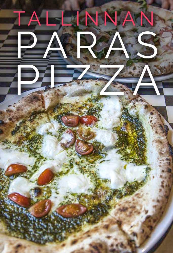 pizza tallinna