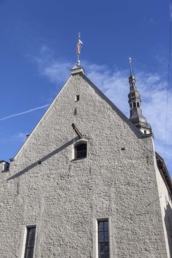 Tallinnan upea raatihuone