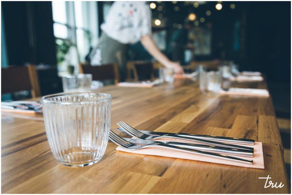 Tru Kitchen vegaaniravintola tallinnassa