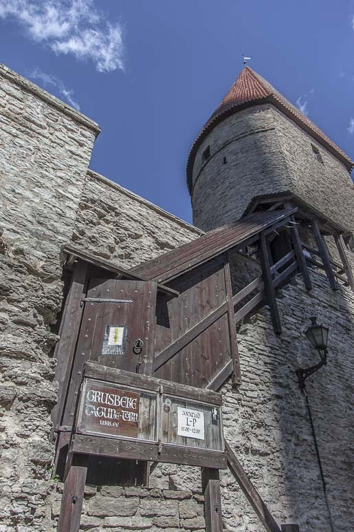 Grusbeke-tagune torn