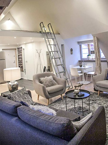 An Airbnb apartment in Tallinn, Estonia owned by Henna Mikkilä - Excellent condition.
