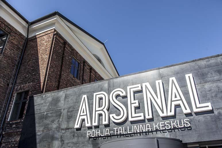 Arsenal keskus Karjamaa-alueella