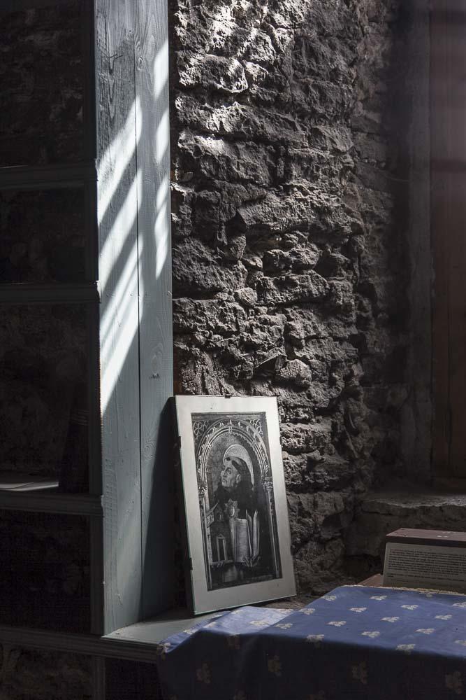 Kappeli dominikaaniluostarissa