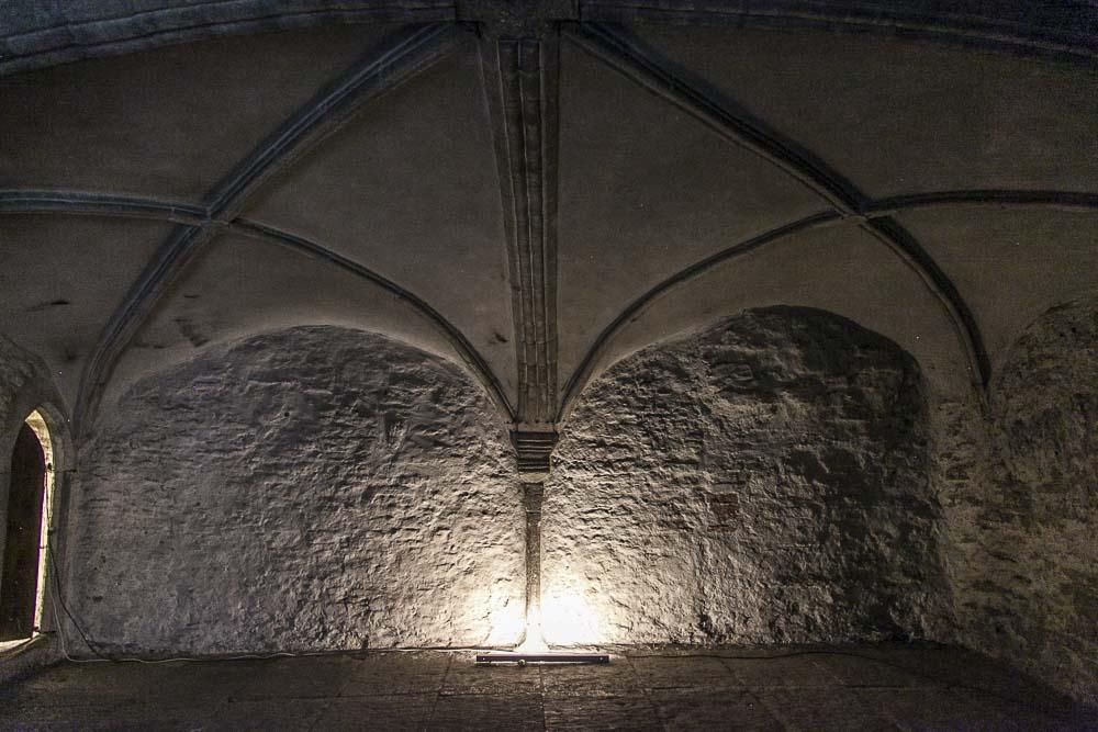 Dominikaaniluostari klausuurin holvit