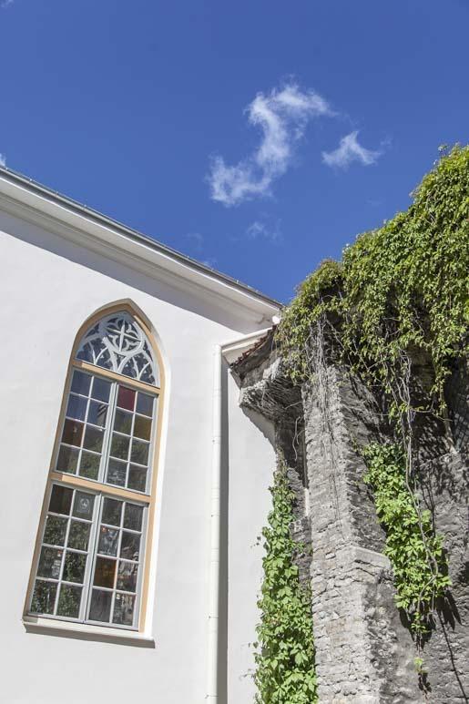 Katolinen kirkko Tallinnan Vene-kadulla