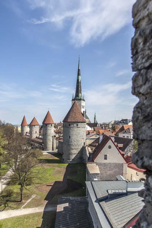 Keraamikkojen torni näköalat