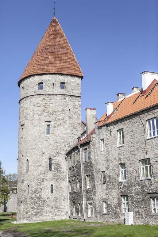 Keraamikkojen torni tallinnassa