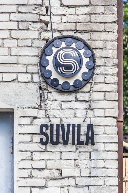 Kesäterassi Suvila