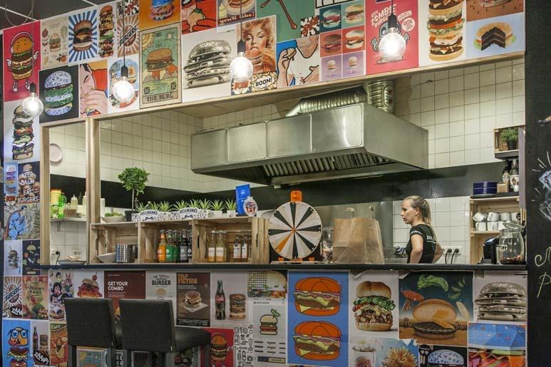 Viimsi burger kitchen on tallinnan paras hampurilainen
