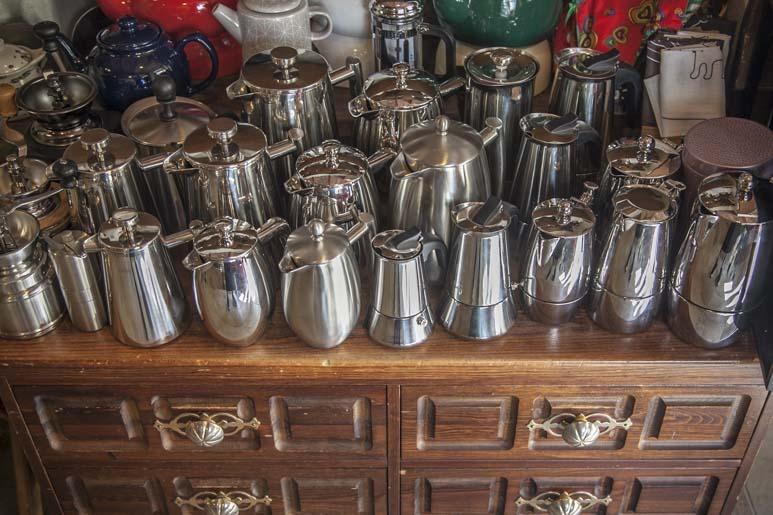 Kohvieri kahvi- ja teekauppa tallinna