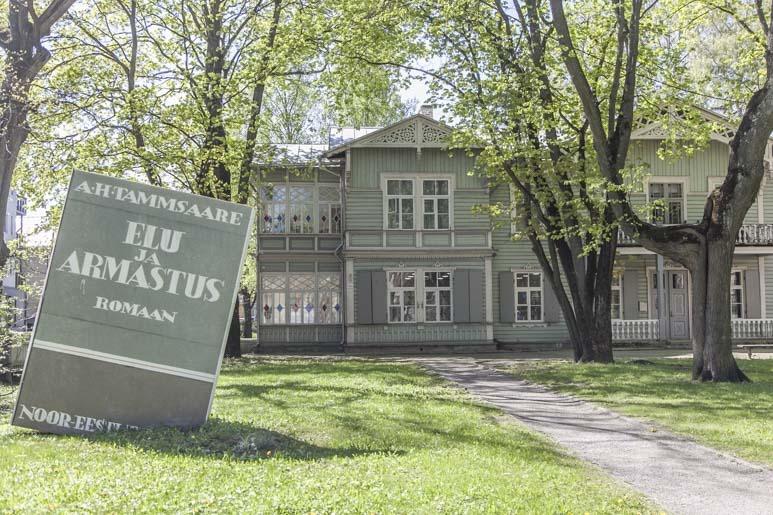 Kaksi kaunotarta: Tammsaare museo