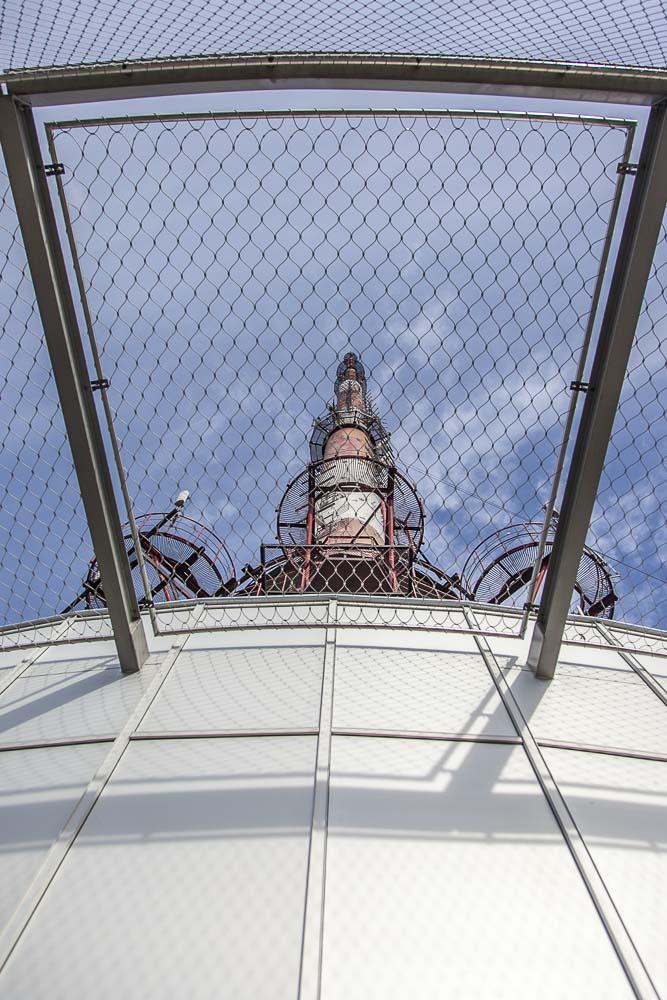 Tallinnan teletornin korkeus on 314 metriä