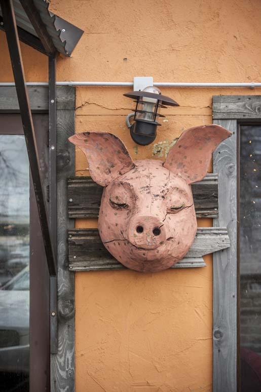 Ravintola Mustamäellä Tallinnassa