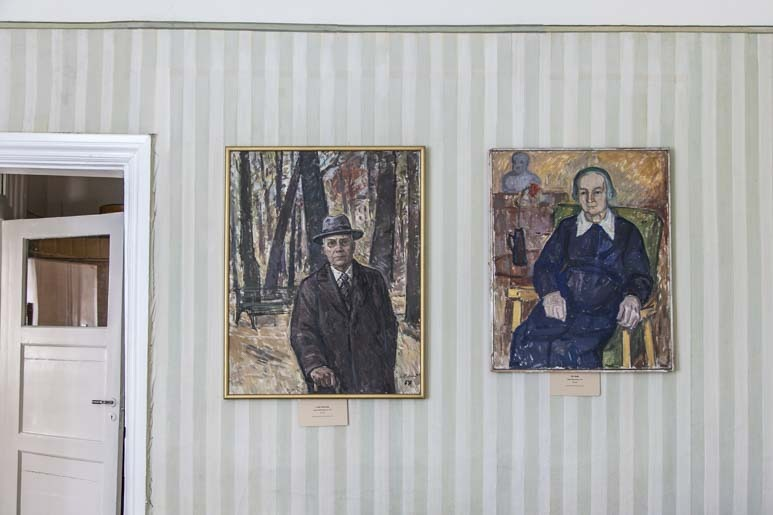 Eduard Vilden museo Kadriorgissa