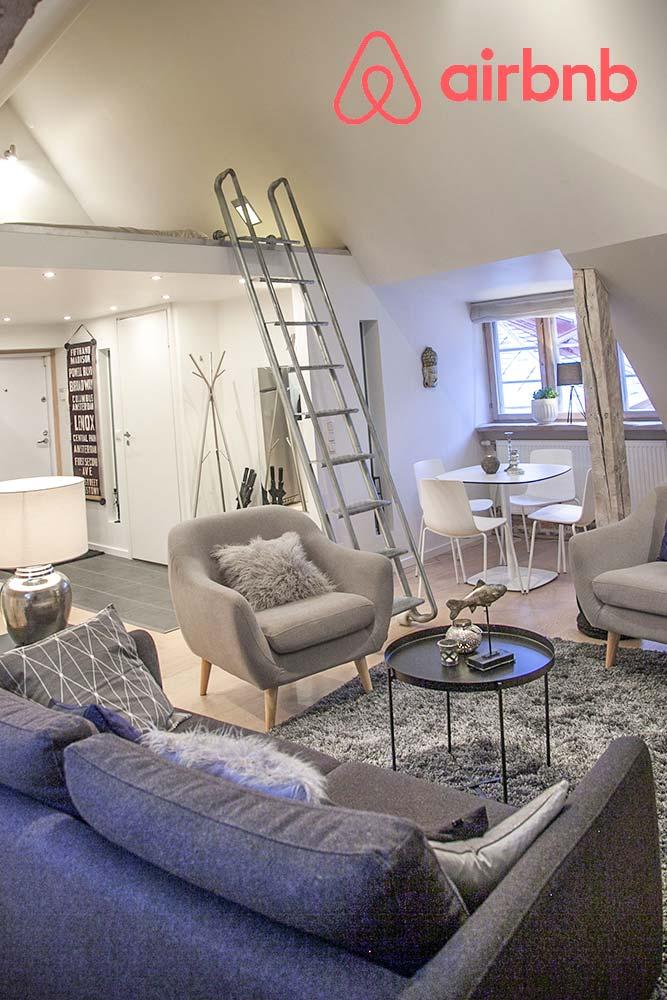 airbnb tallinn old town