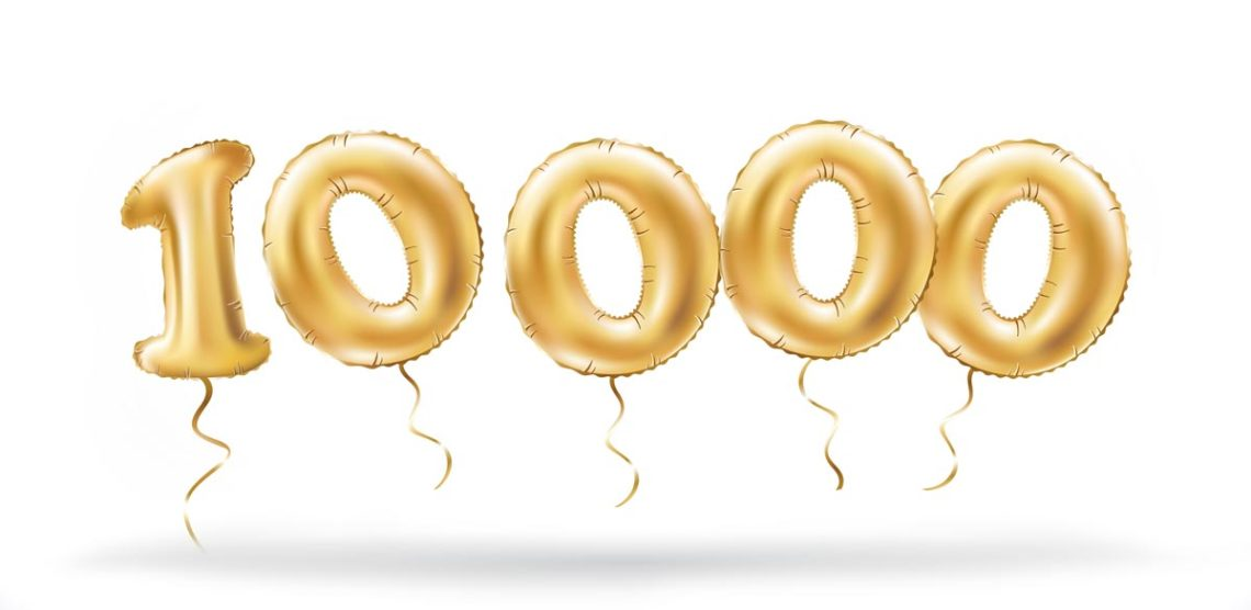 10.000 jäsentä Tallinnatärpit