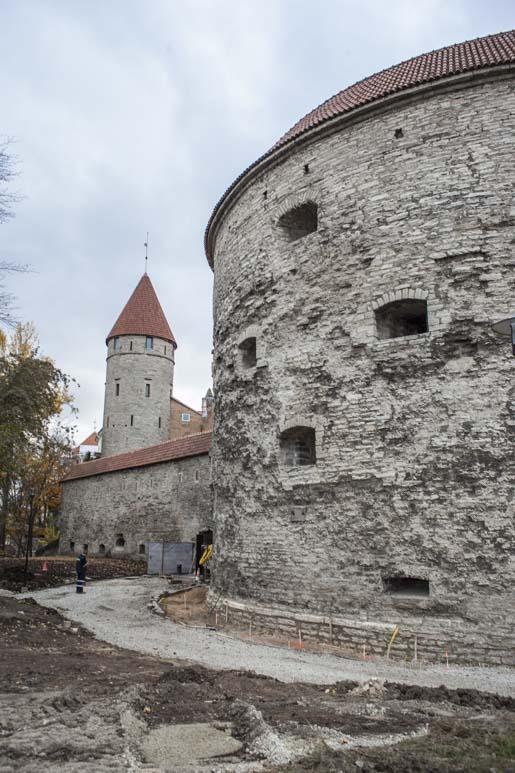Viron Merimuseo Paksu Margareeta -tornissa