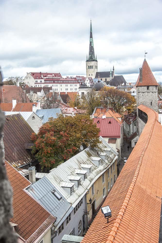 syysloma Tallinnassa