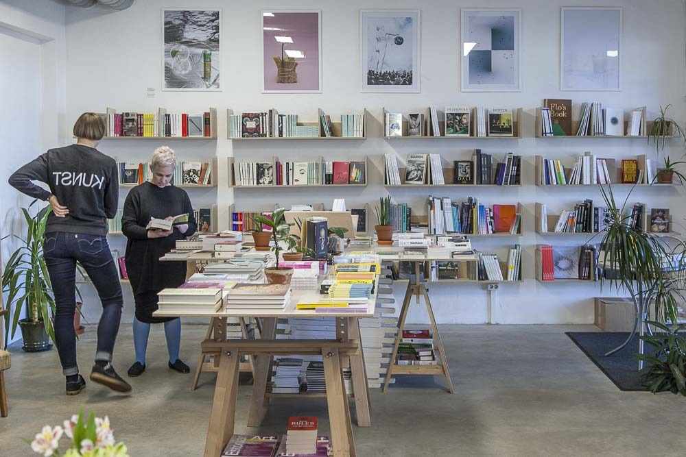 Puänt kirjakauppa Telliskivessä