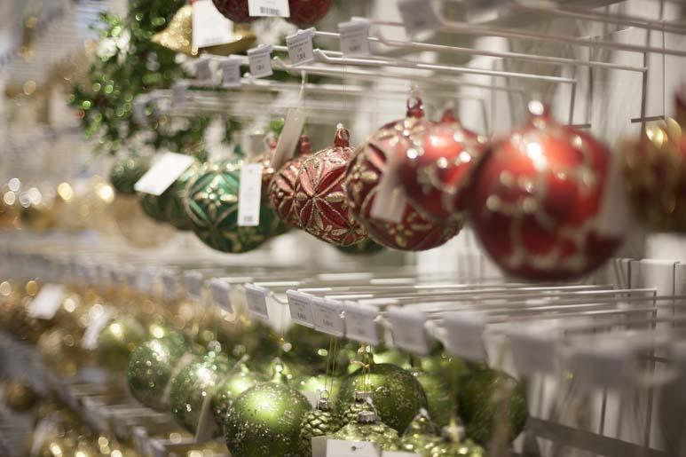 joulukoristeita tallinnassa