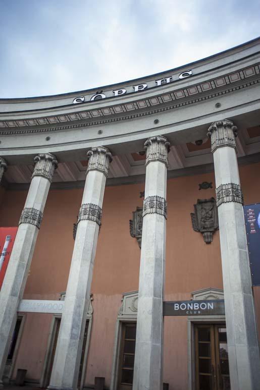 Sõprus elokuvateatteri Tallinnassa