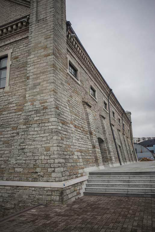 Viron arkkitehtuurimuseo Tallinnassa