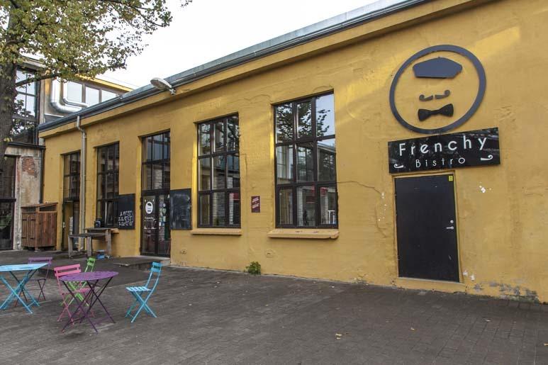 Frenchy bistro telliskivi Tallinna