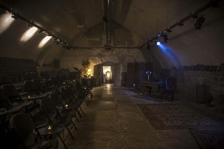 Teatteri Tallinnassa
