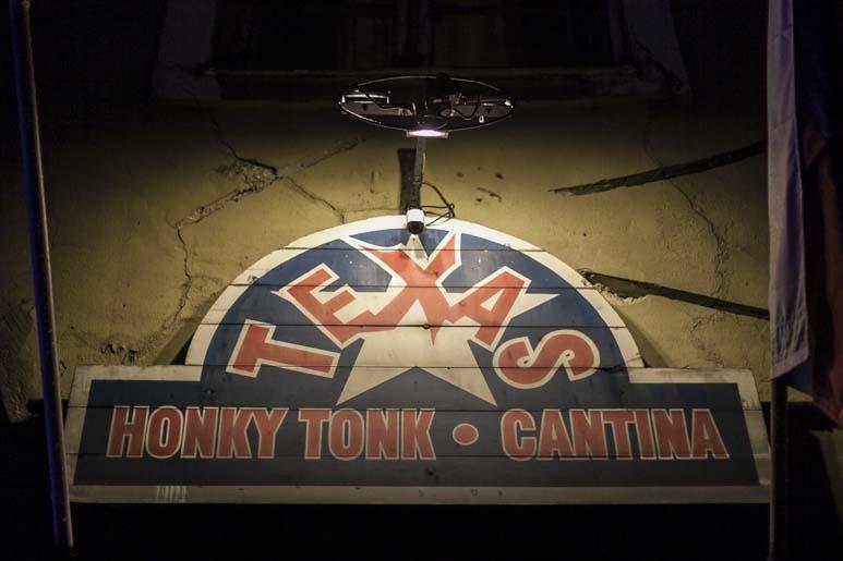 Texas honky tonk & cantina tallinnassa